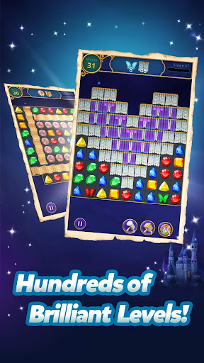 Jewels Magic: Mystery Match3 1.3.15 screenshots 2