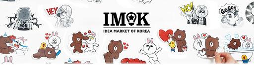 ◆IMOK◆韓國創意市集封面主圖