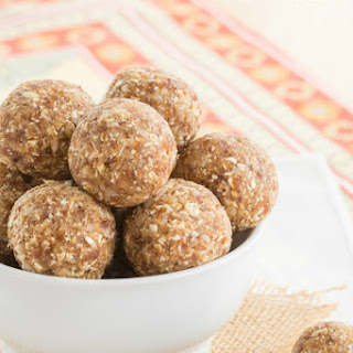 Pineapple Coconut Energy Balls.