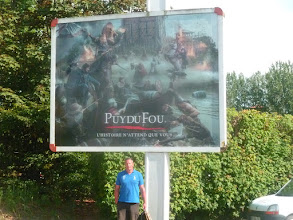 Photo: Mika au Puy du Fou