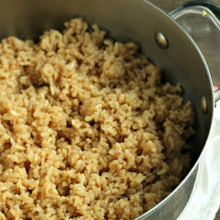 How to Make Perfect Brown Rice (…and freeze it too!).