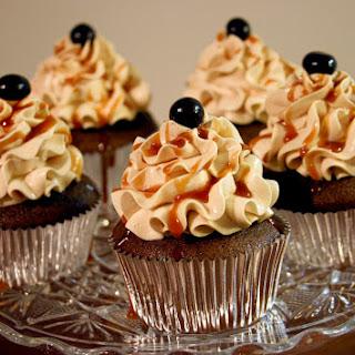 Caramel Macchiato Cupcakes.