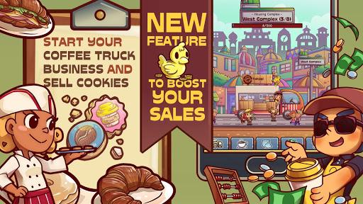 Own Coffee Shop: Idle Game 3.6.1 screenshots 5
