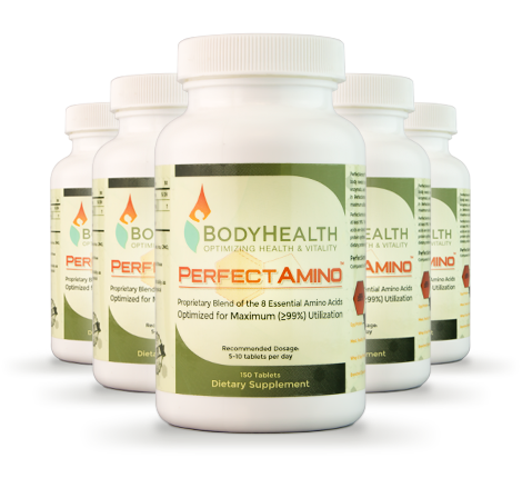 BodyHealth PerfectAmino 6-Pack