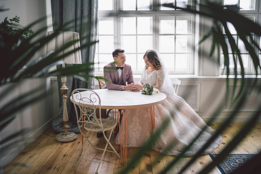 Wedding photographer Aleksey Yakovlev (yan-foto). Photo of 26.02.2019