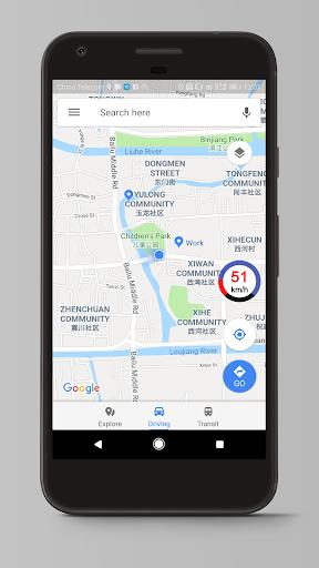 Speedometer GPS Pro screenshot 6