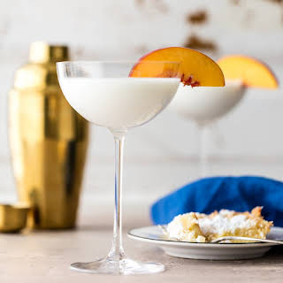 Gooey Butter Cake Martini.