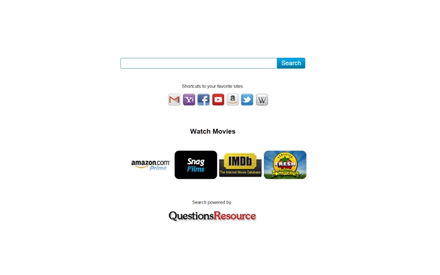 Movies Home Page