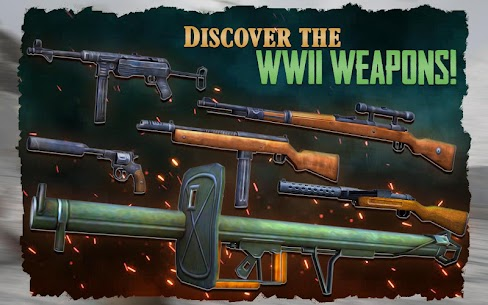 Call of Sniper WW2: Final Battleground War Games Mod Apk Download For Android and Iphone 4