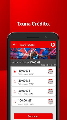 Meu Vodacom Mou00e7ambique Screenshots 5