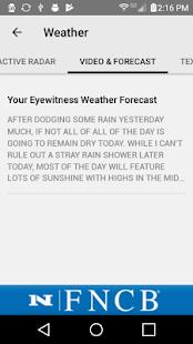 Eyewitness Weather WBRE WYOU - náhled