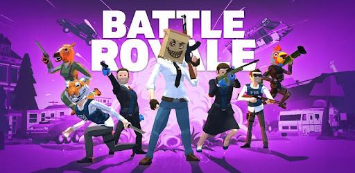 Battle Royale: FPS Shooter captures d'écran