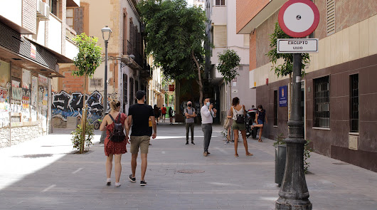 El coronavirus deja en Almería dos fallecidos y 160 casos más este viernes
