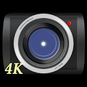 無音4K連射カメラ(4K画質で高速連射可能)
