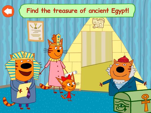 Kid-E-Cats: Adventures. A baby game apktram screenshots 21