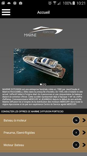 Marine Diffusion Porticcio