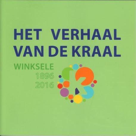 Boek ' Het verhaal van De Kraal 1896 2016'