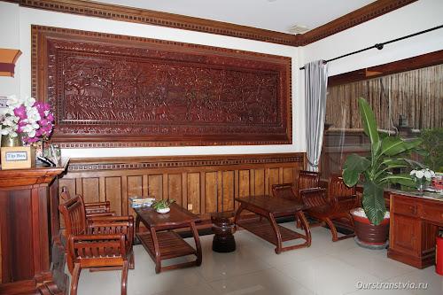 Chayra Angkor Hotel, Сием Реап, Камбоджа