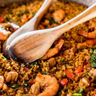 Easy 30-Minute Spanish Paella.