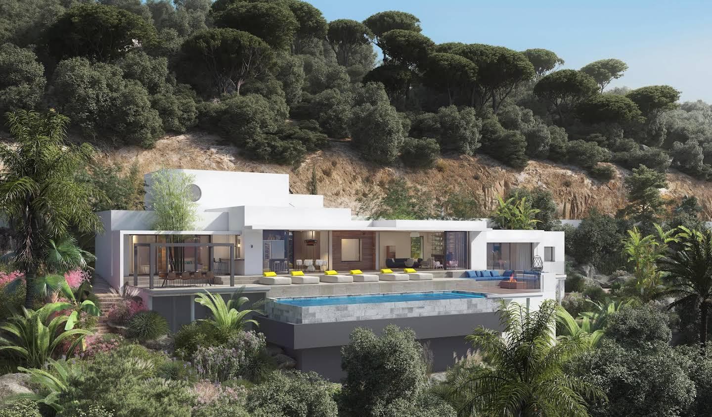 Propriété avec piscine et jardin La Londe-les-Maures