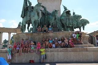 2014 Budapešť - zastávka z Grécka