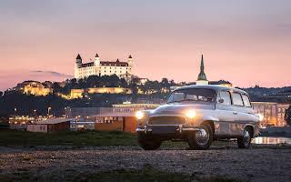 Škoda Octavia Combi Rent Bratislava
