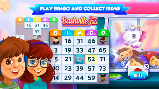 Bingo Bash: Live Bingo Games & Free Slots By GSN screenshot 1