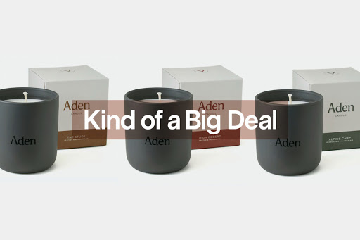 These Adventure-Inspired Candles Are 25% Off