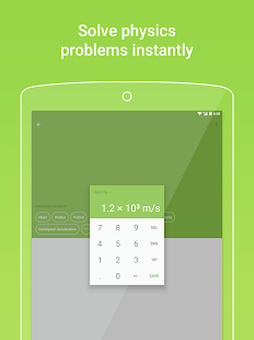 phywiz physics solver android apps on google play  phywiz physics solver screenshot thumbnail