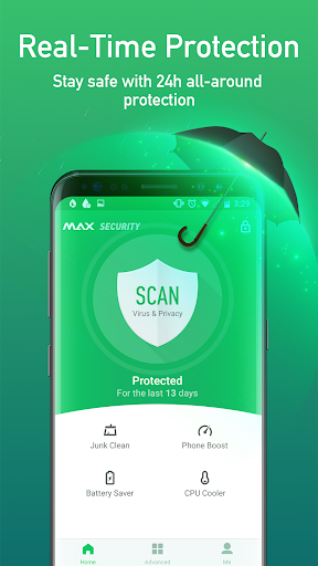 Virus Cleaner: Antivirus, Cleaner(MAX Security) 1.2.3 screenshots 3