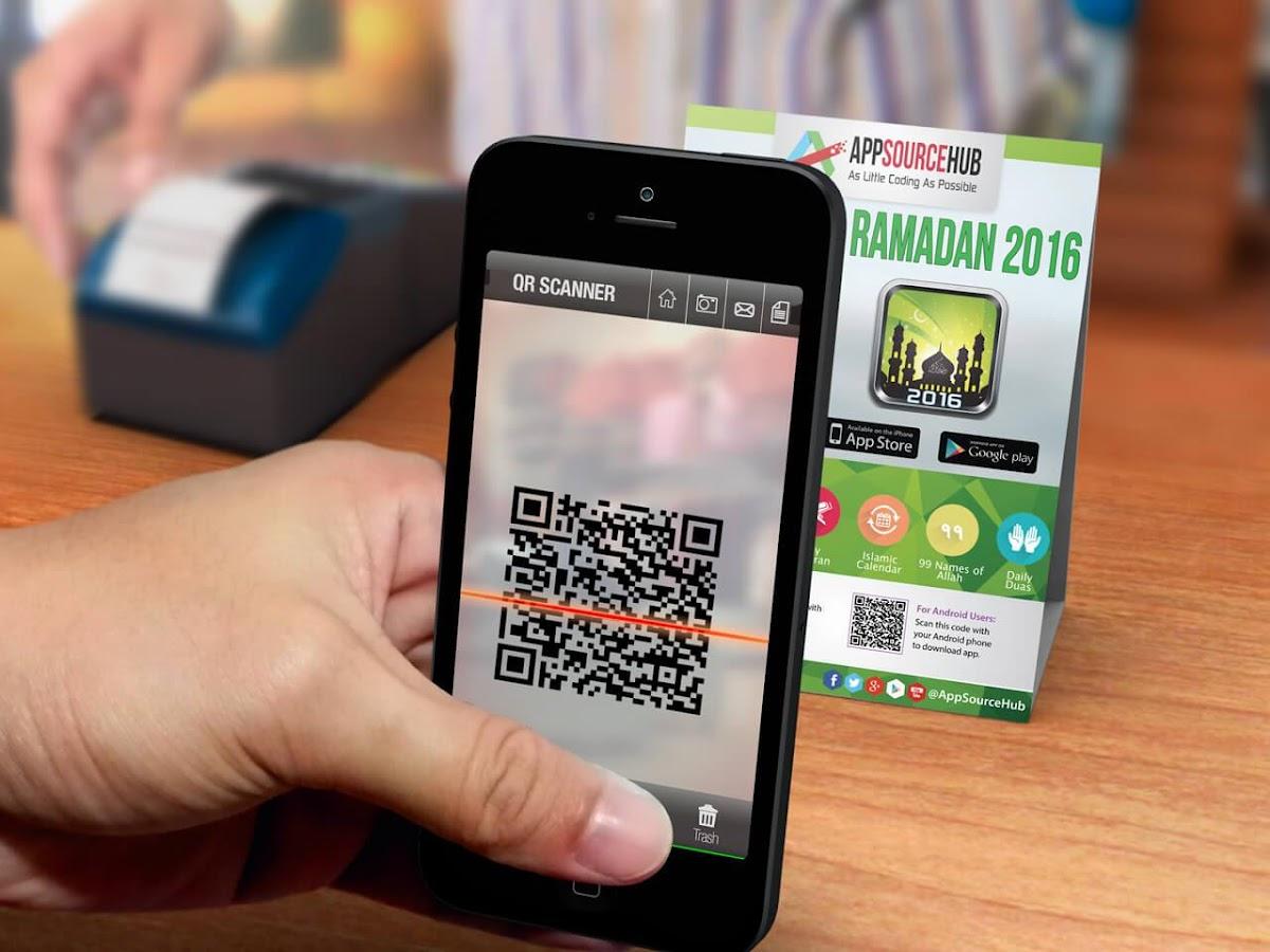 qr code scanner barcode scanner qr code maker android apps on google play. Black Bedroom Furniture Sets. Home Design Ideas