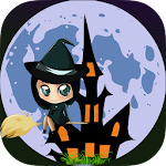 WICKED Broom:Witch Adventures icon
