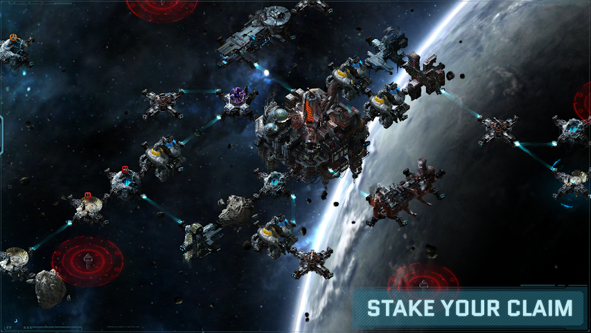android VEGA Conflict Screenshot 16