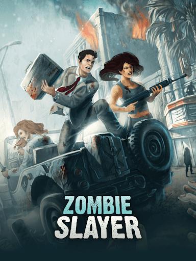 Zombie Slayer: Survival apkpoly screenshots 11