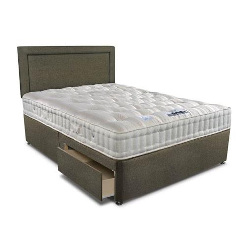 Sleepeezee New Backcare Extreme 1000 Ottoman Bed
