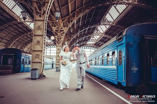 Свадебный фотограф Анна Клишина (AnnaKlishina). Фотография от 20.03.2014