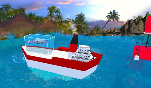 Transporter Ship Shark Aquarum screenshot 15