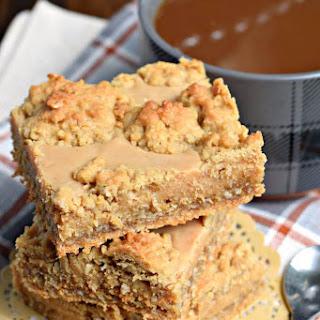 Peanut Butter Revel Bars.