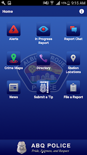 ABQPolice Mobile- screenshot thumbnail