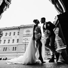 Wedding photographer Yuliya Smolyar (bjjjork). Photo of 08.08.2017