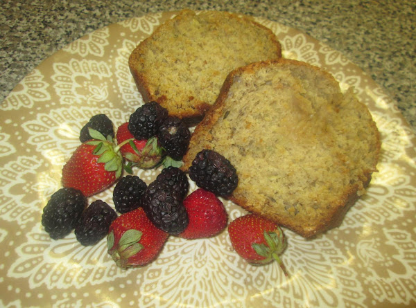 Banana Granola Breakfast Loaf Recipe