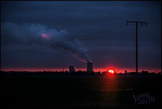 """Photo: """"Morgenrot, schlecht Wetter droht"""": Was ist dran an der Bauernregel? Sundown"""