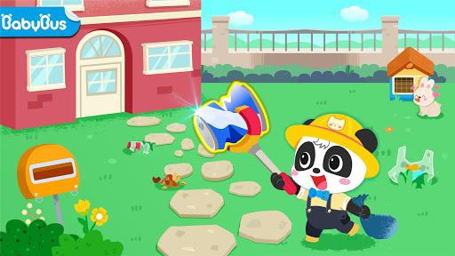 Baby Panda's Life: Cleanup screenshot 1
