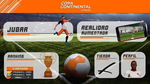 Copa Continental Compensar 1.4.0 Cheat screenshots 1