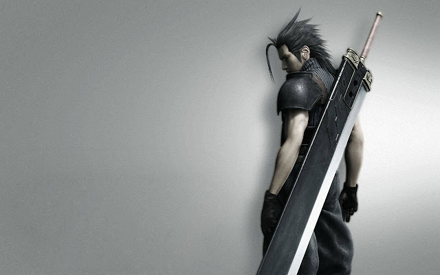 Final Fantasy - New Tab in HD