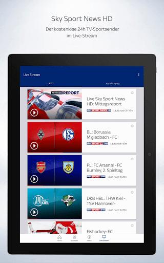 Sky Sport screenshot 14