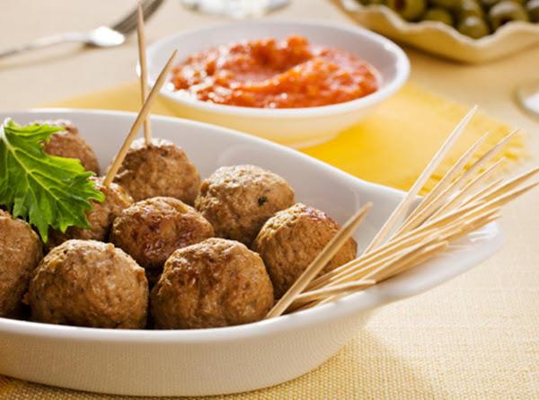 Spanish Meatballs Recipe