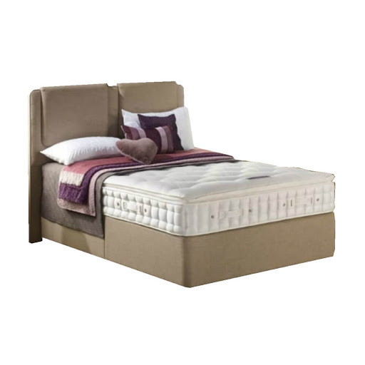 Hypnos Cirrus Pillow Top Bed on Legs
