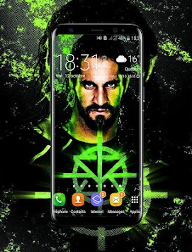 Download Seth Rollins Wallpapers 4k Apk Latest Version App For