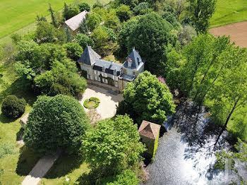 château à Excideuil (24)